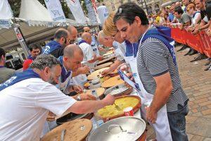 gastronomie basque traditionnelle Bilbao