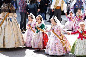 Las Fallas Festival, est une belle semaine en Espagne