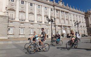 Achever le voyage à vélo Madrid
