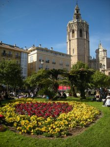 Chercher les plus hautes vues a Valence