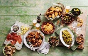 Départ gastronomique dans les restaurants suspendus Valence