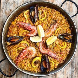 Départ gastronomique dans les restaurants suspendus de Valence