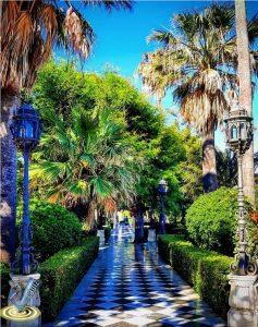 Explorer les parcs de Cadix Espagne