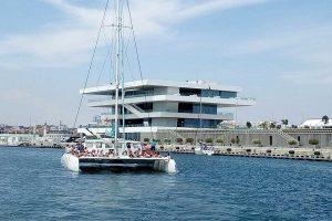 Faire de la traversée en Catamaran Valence