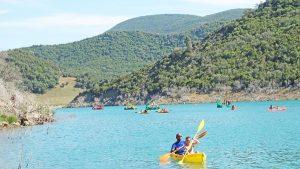 Faire du kayak à Cadix