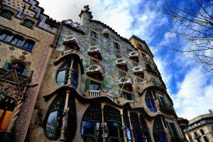 Faire le tour architectural de Barcelone