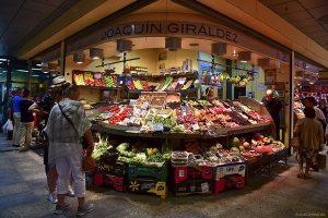 Faire ses marchés Séville