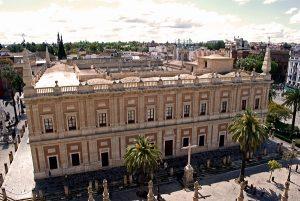 General Archive of the Indies Séville Espagne