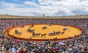 Real Maestranza de Caballeria Visiter les arènes d'Espagne Séville