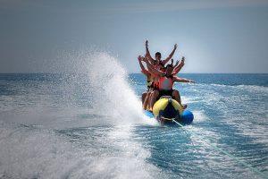 S'adonner aux sports aquatiques Barcelone