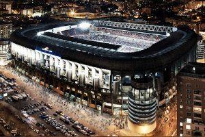 Visiter des stades Madrid