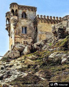 Visiter les châteaux de Cadix