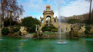 Visiter les nombreux parcs Barcelone