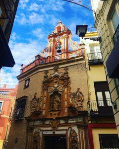 la Capilla de San José Séville
