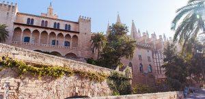 La cathédrale de Mallorca