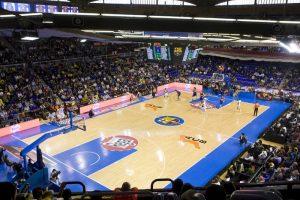 La visite du Palais des Sports Camp Nou Barcelone