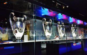 La visite guidée du Musée du Camp Nou Barcelone