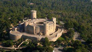 Le château circulaire de Bellver