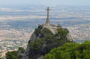 Le sanctuaire Sant Salvador de Felanitx à Majorque