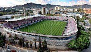 Mini Estadi Barcelone