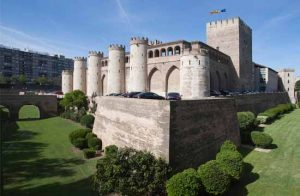 Palacio de la Aljaferia Saragosse