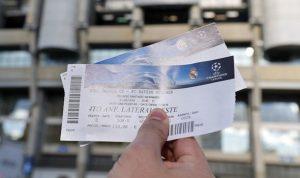 Acheter une place de match au stade Santiago Bernabéu de Madrid