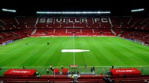Faire le tour du stade olympique de Séville