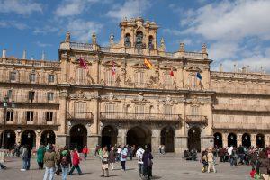 La Plaza Mayor de l'Espagne