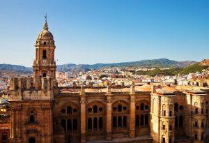 La cathédrale Manquita Malaga