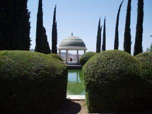 Le Jardin botanique Malaga