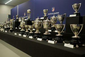 Le Musée au Stade Estadio Metropolitano de Madrid