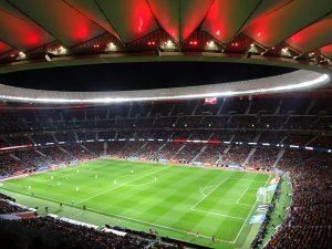 Le Stade Estadio Metropolitano de Madrid