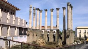 Le temple romain Cordoue