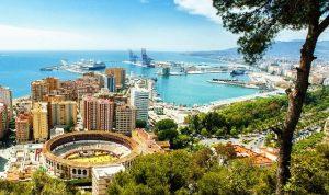 Les miradors de Malaga