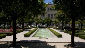 Les parcs de Malaga