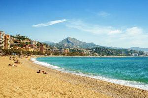 Les plages de Malaga
