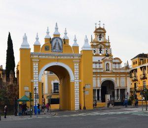 Basilica de la Macarena monuments Andalousie