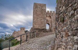 Château de Jimena meilleur palais andalou