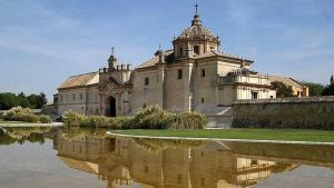 Le Monastère de la Cartuja monuments Andalousie