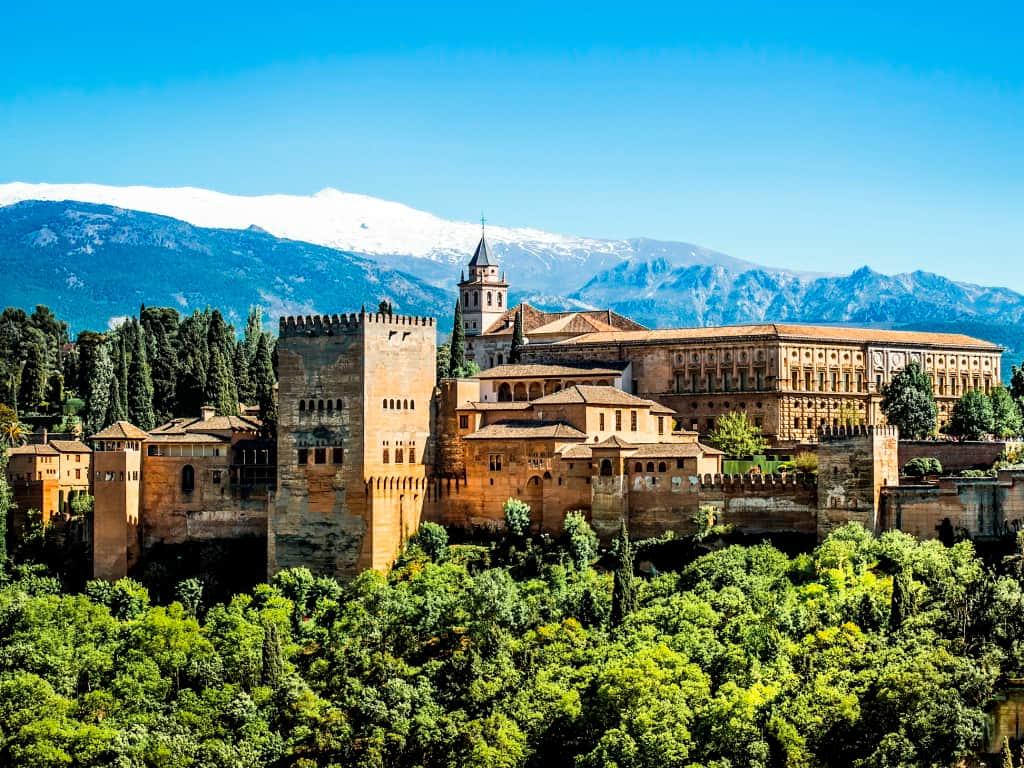 Les plus beaux monuments Andalousie