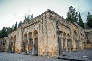 Madinat al-Zahra à Cordoue monuments andalousie