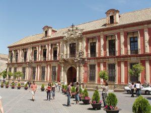 Palais archiépiscopal de Séville