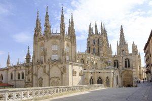 Cathédrale Sainte-Marie de Burgos meilleur monument espagnol