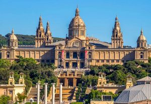 Le Musée National d'Art de Catalogne Espagne