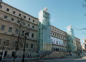 Le Musée Reina Sofia Espagne