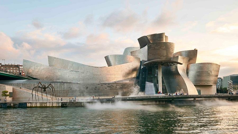 Le musée Guggenheim de Bilbao