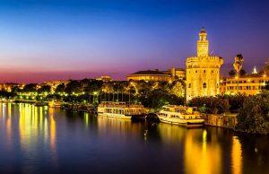 Top 5 des plus beaux monuments de Séville