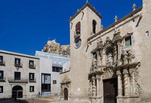Basílica de Santa María Alicante
