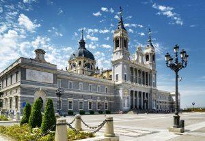Cathédrale de l'Almudena de Madrid