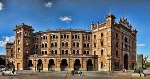 Les Arènes de las Ventas Madrid